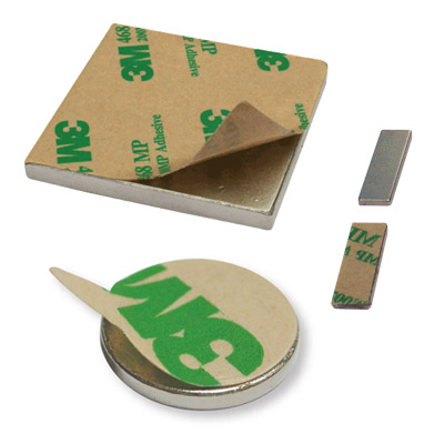 neodymium magnet,ndfeb magnet, magnet with 3M adhesive tape